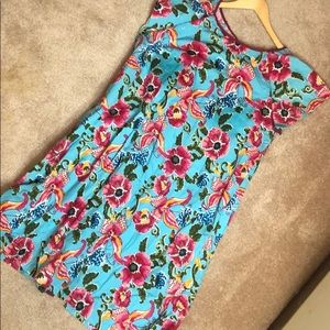 Floral Nursing gown